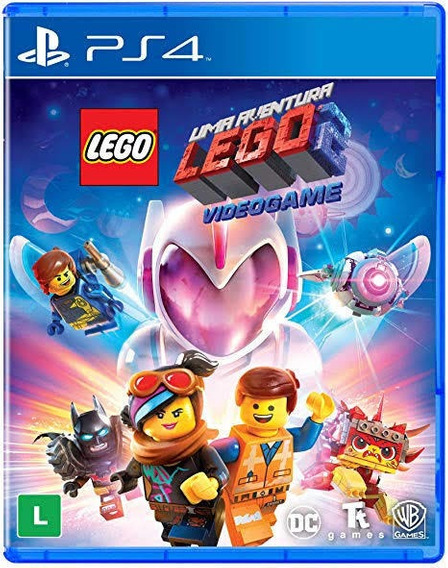 Lego Movie Videogame 2 - Ps4