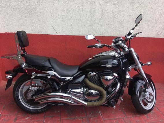 Suzuki Boulevard M1500 2013 Preta