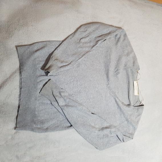 Sweater Zara Hilo Talle L Como Nuevo