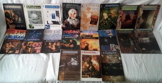 Lote 19 Revistas Sandman
