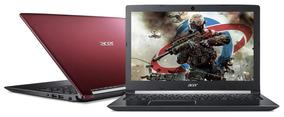 Notebook Acer Amd A12 8gb 1tb Placa De Video 2gb - Novo