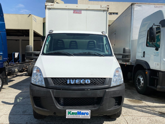 Iveco Daily 70c17 Ano 2014 Bau Sider/ Ñ 9150 915 10160 1016