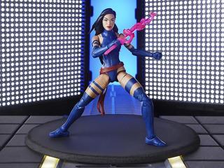 Marvel Legends Psylocke Purple (apocalypse Baf) - Ndtoys