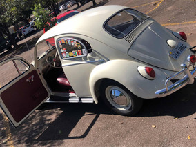 Volkswagen Fusca 1200 Ano 65