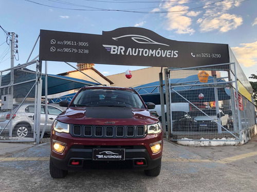Imagem 1 de 14 de Jeep Compass 2.0 16v Diesel Trailhawk 4x4 Automático