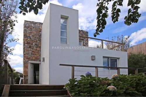 Casa De 2 Dormitorios En Santa Mónica. José Ignacio- Ref: 2994