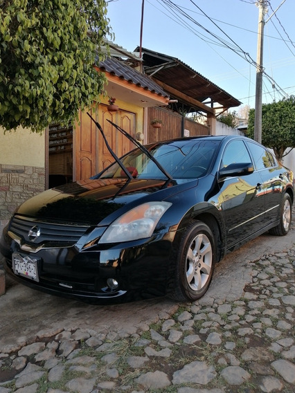 Nissan Altima 2.5 S Basico At Cvt 2008