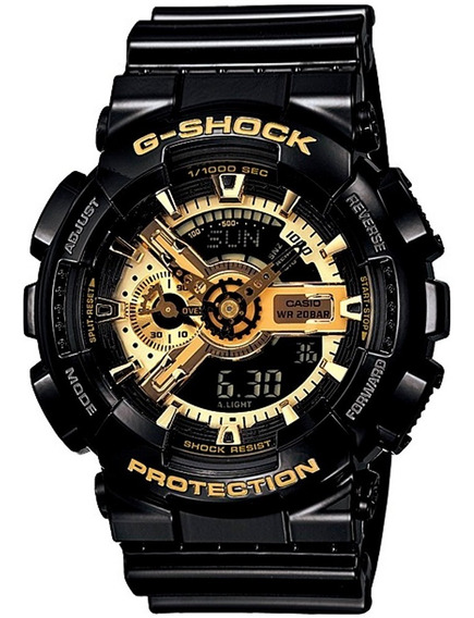 Relógio G-shock Casio Original Ga-110gb-1adr