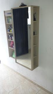 Solteron Con Espejo Y Organizador