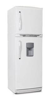 Heladera Bambi 1600bd C/ Freezer 329lts. Dispenser Blanca