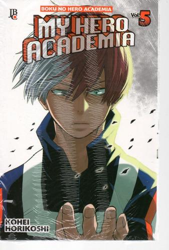 My Hero Academia 5 - Jbc 05 - Bonellihq Cx205 N20
