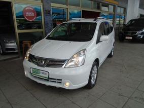 Nissan Grand Livina Sl 1.8 16v Flex, Jkk2254