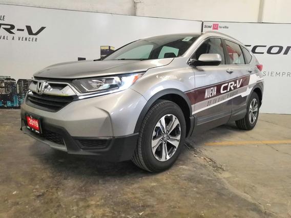 Honda Crv Ex Cvt 2019 Plata