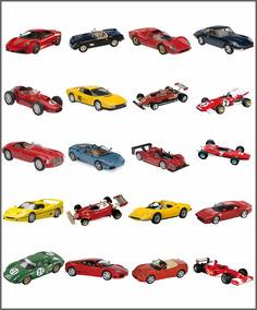 Coleção Ferrari Eaglemoss