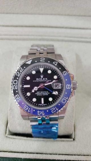 Relógio Rolex Gmt Master Ii Automático A Prova D