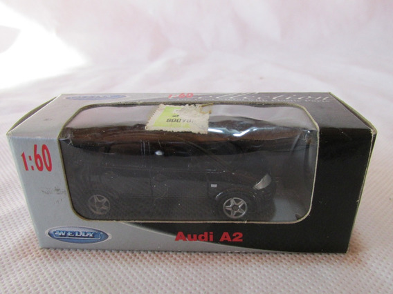 Retro Juguete Auto Audi A2 1/60 Die Cast Welly #l