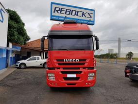 Iveco Stralis 460 6x2 Vermelho (7852)