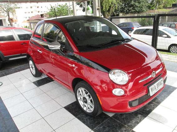 Fiat - 500 Cult 1.4 2013