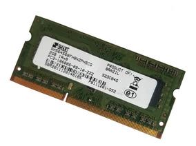 Memória Notebook Ram 2gb Ddr3 Smart 1333 Dell Hp Lenovo Mac