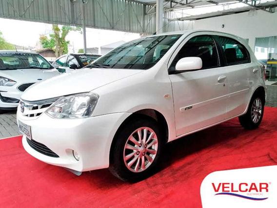 Toyota Etios Xls 1.5 Flex 16v 4p Mec.