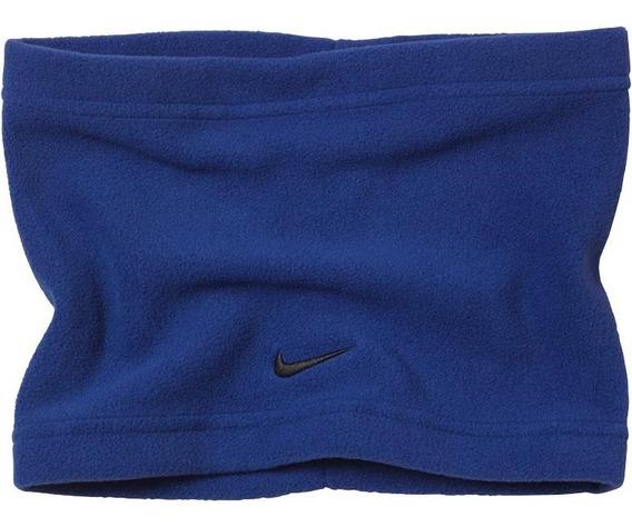 Cuellito Básico Para Correr Nike Invierno Azul