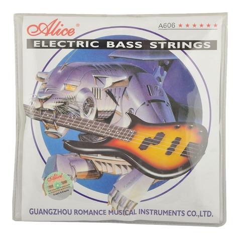 Cuerdas Bajo 6 Cuerdas A606 (6) - M Medium Alice