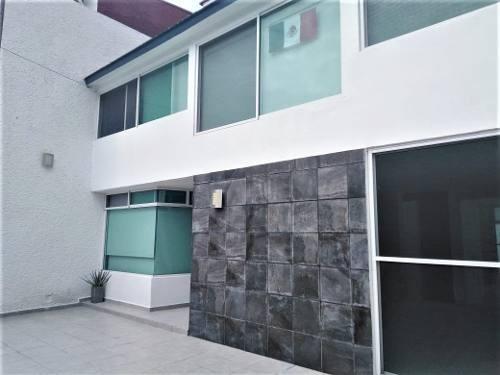 Renta Hermosa Casa 3 Rec. Bosque Residencial Del Sur