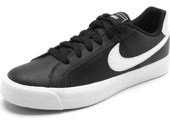 Tênis Nike Royale Ac Preto Original C/nota Fiscal