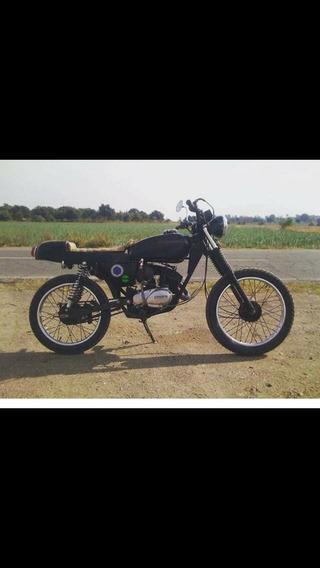 Kawasaki Ke 100 2 Tiempos