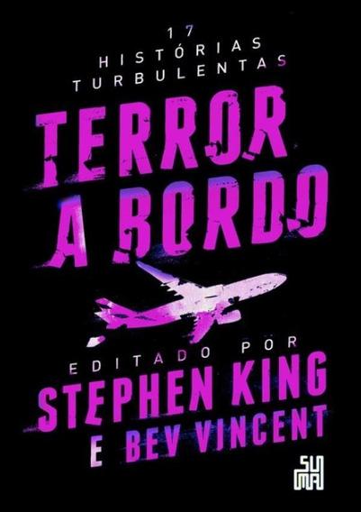 Terror A Bordo 17 Historias Turbulentas