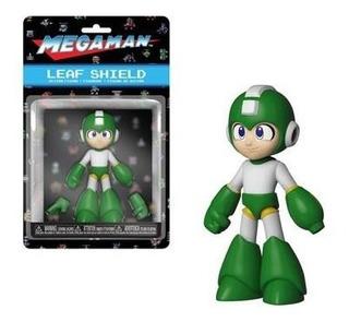 Funko Pop - Megaman - Megaman Leaf Shield Original