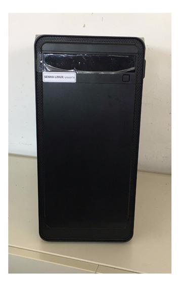 Cpu Montada Core I5 4gb Ram Hd 500gb Linux - Nova Promoção !