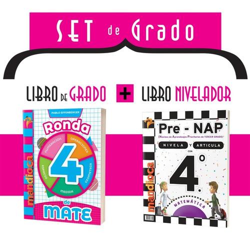 Ronda De Mate 4 Pablo Effenberger - Editorial Mandioca