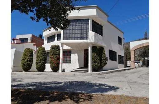 Casa En Venta Estilo Colonial Mexicana $3,650,000 En Calzada De Veracruz, Venustiano Carranza, Pachuca, Hidalgo. A 6 Min Del Centro