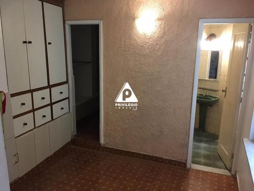 Apartamento Para Aluguel, 1 Quarto, 1 Suíte, Urca - Rio De Janeiro/rj - 25886