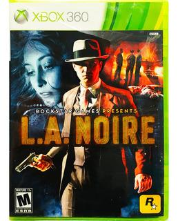 L.a. Noire Nuevo - Xbox 360