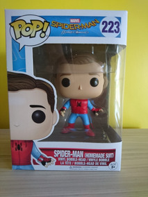Funko Pop - Spider Man Homecoming - Novo!