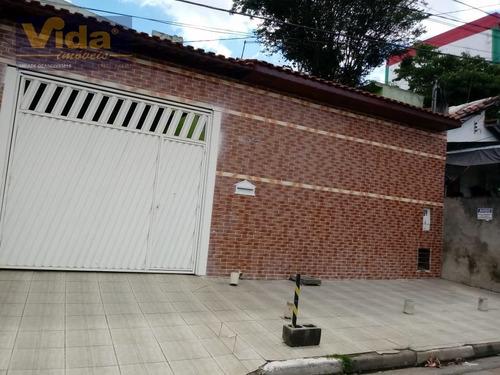 Casa Assobradada Em Bussocaba  -  Osasco - 37441