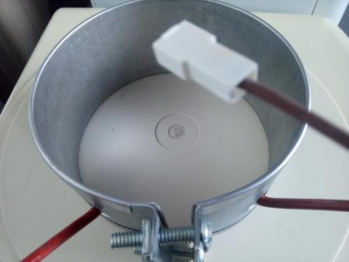 Imagen 1 de 5 de Resistencia Calor Dispenser De Agua Suncho 120  Ø