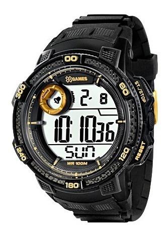 Relógio X-games Digital Masculino Xmppd236 Sport Preto