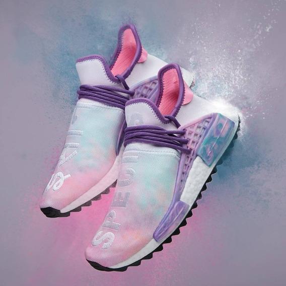 Tênis adidas Nmd Hu X Pharrell Williams Spech