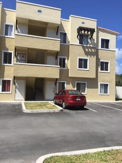 Departamento En Venta, Real Bilbao, Playa Del Carmen, Q.roo, Excelente Ubicación