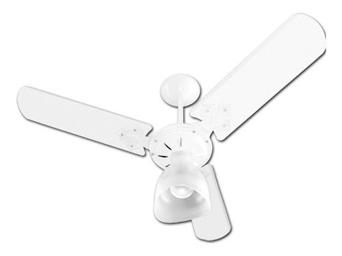 Ventilador New Light Branco 3 Pas 127v - Ventidelta