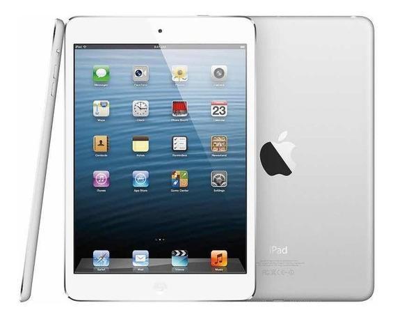 iPad Mini A1432 - 16gb - Branco + Cases !