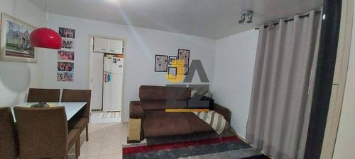 Apartamento Com 2 Dormitórios E 53m² - Ap6613