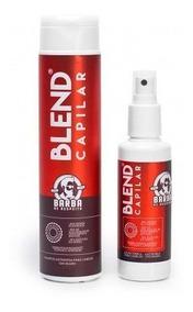 Kit Blend Capilar - Tratamento Para Crescimento De Cabelos