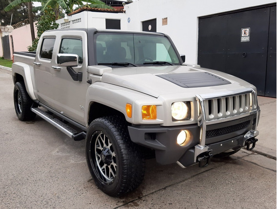 Hummer H3t Alpha 2009 ¡¡extremadamente Impecable!!