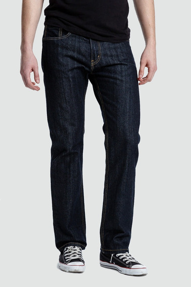 Jean Levi´s®hombre 505 Regular Fit Tumbled Rigid
