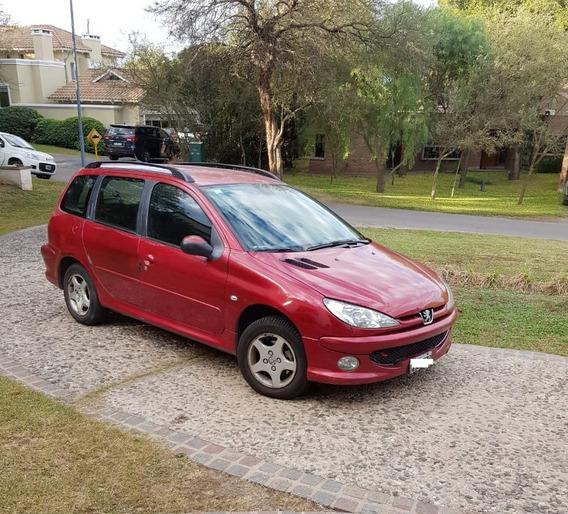 Peugeot 206 Sw Premium 2005