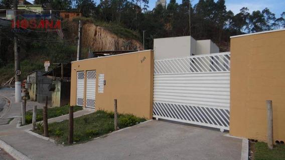 Sobrado Residencial À Venda, Estância Lago Azul, Franco Da Rocha. - So0716